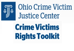 Ohio Criime Victims Toolkit